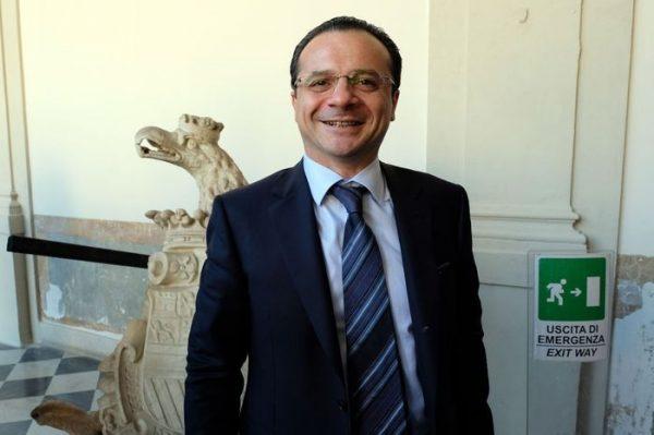 de luca presentata candidatura regionali sicilia
