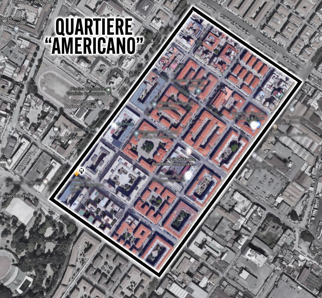 quartiere americano