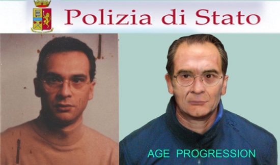identikit image of mafioso